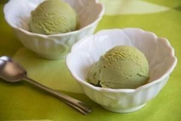The Photo I Found Through Google Belongs To A Green Tea Ice Cream Recipe, Lol.