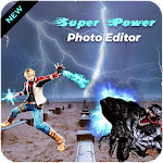 Super Power Photo Editor App – Movie Effects icon