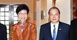 美國務院報告指香港自治減 張建宗:西方國家有誤解、西方人士不明一國兩制
