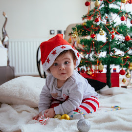 Paki by Bugarin Dejan - Babies & Children Babies ( expression, model, colors, santa claus, beautiful, nice, beauty, cute, baby boy, pretty, posing, photography, portrait, photooftheday, kid, eyes, looking, lovely, view, baby, light )