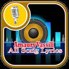 Amaury Vassili All Song Lyrics icon