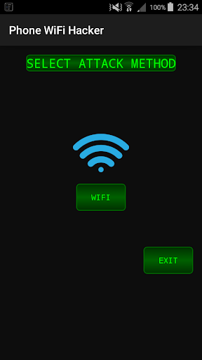 WiFi Hacker Tool Simulator 1 screenshots 3