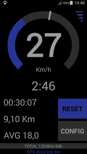 Speedometer screenshot 4