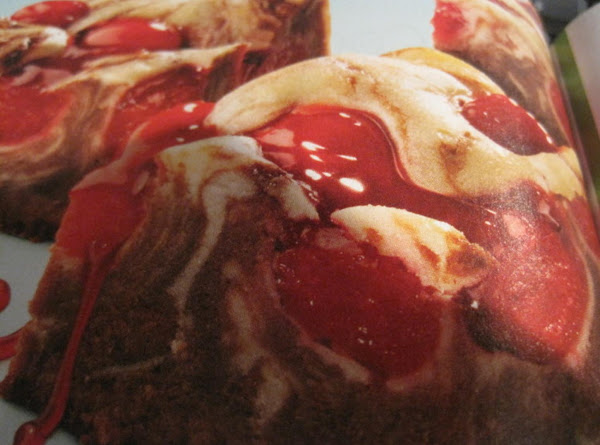 Cherry Bliss Brownies By Rose Recipe