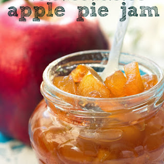 Homemade Apple Pie Jam.