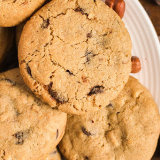 Hazelnut & Chocolate Chip Cookies