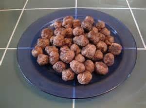 Tasty Party Meatballs - 3 Ingredients! Recipe