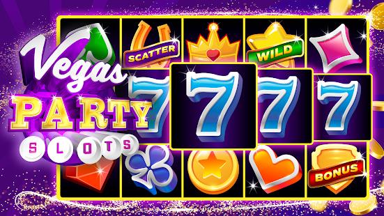 Vegas Party Slots - Casino Game for PC-Windows 7,8,10 and Mac apk screenshot 1