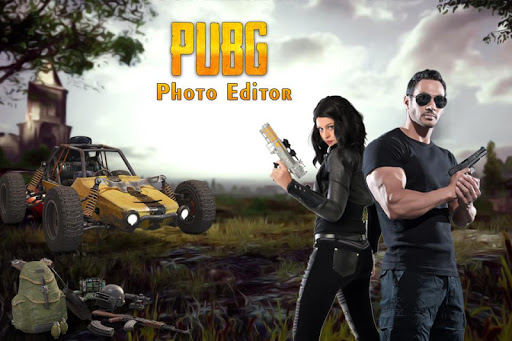 PUBG Photo Editor 1.0 screenshots 1