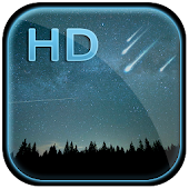 Starry Sky APUS Launcher Live Wallpaper Android APK Download Free By Cool Theme Team