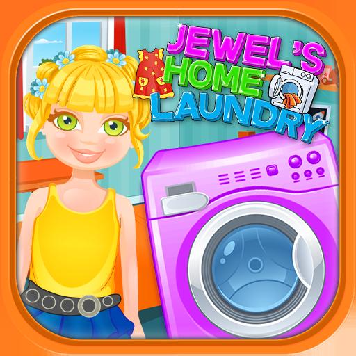 宝石之家洗衣房 休閒 App LOGO-硬是要APP