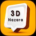 3D nazara icon