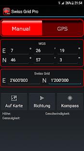 SwissGrid Pro - náhled