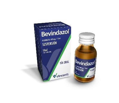Albendazol Bevindazol 400mg/10ml Suspension Vincenti Vincenti