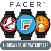 Facer Watch Faces Android Wear