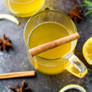 Applejack Hot Toddy