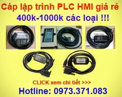 Cáp lập trình PLC