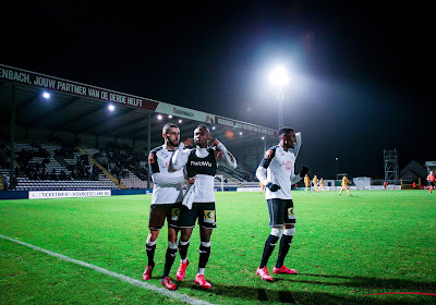 Niks dan positieve vibes bij 'Roeselare tweepuntnul', dat graag de plaats van Club Brugge U23 inneemt in 1B