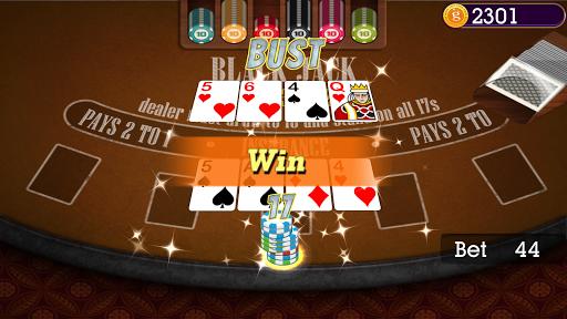 Casino Blackjack 1.1.2 screenshots 11