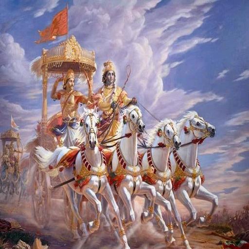 遊戲App|Bhagavad Gita in Hindi LOGO-3C達人阿輝的APP