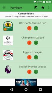 KamKam - Football Prediction Game - náhled