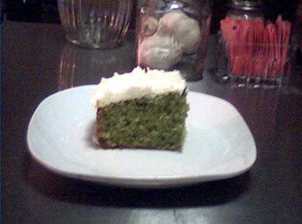 Pea Pickin' Cake Recipe