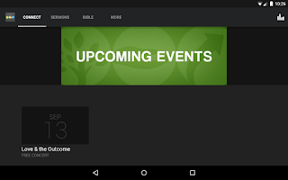 Screenshot of FBC Newcastle