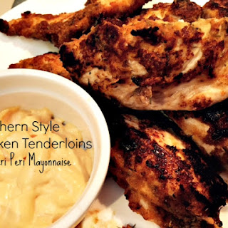 Southern Style Chicken Tenderloins Recipe