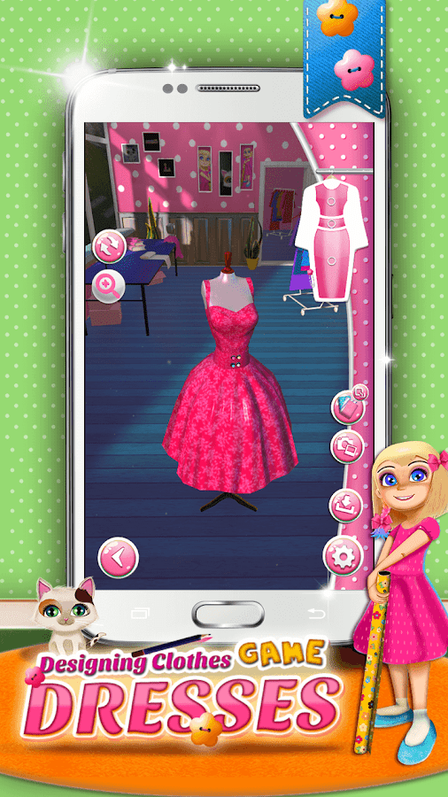 Designing clothes game dresses android apps on google play Wedding dress design app
