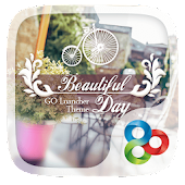 Beautiful Day Launcher Theme