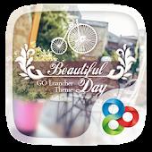 Beautiful Day Launcher Theme