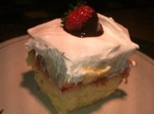 Dessert Rosa Recipe