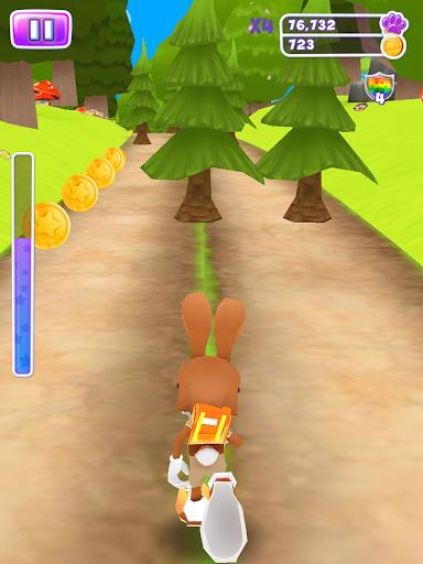 Bunny Run - Bunny Rabbit Game  screenshots 13