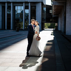 Bröllopsfotograf Natalya Zakharova (smej). Foto av 05.10.2018