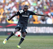 Ayanda Gcaba of Orlando Pirates during 2017 Carling Black Label Champion Cup match between Kaizer Chiefs and Orlando Pirates at FNB Stadium, Johannesburg South Africa on 29 July 2017.