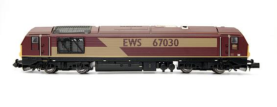 Photo: ND101J Class 67