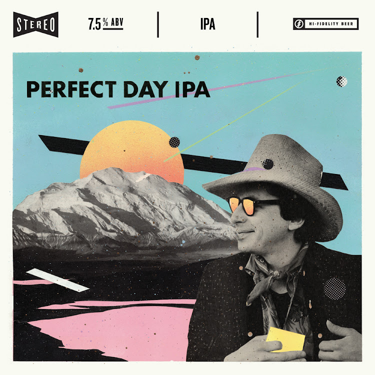 Logo of Stereo Piney Perfect Day IPA