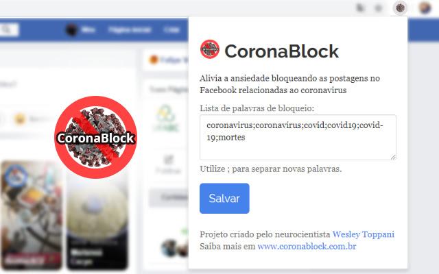 CoronaBlock