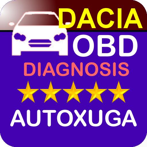 DACIA diagnosis coches con lectura,borrado averías