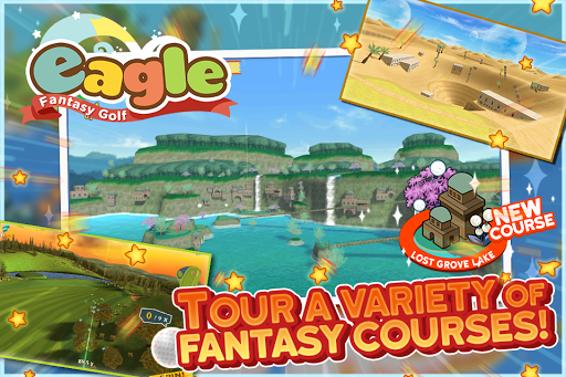Eagle: Fantasy Golf  screenshots EasyGameCheats.pro 2