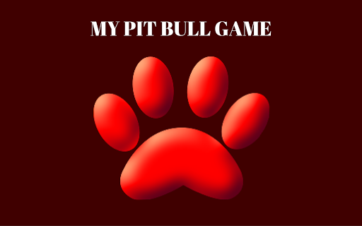 My Pitbull Game