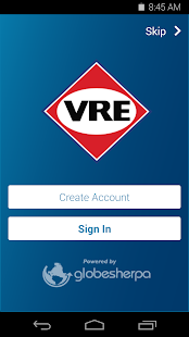 VRE Mobile- screenshot thumbnail