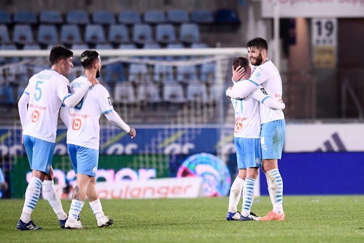 """Marseille a relevé la tête: """"On se contente du minimum pour le moment"""""""