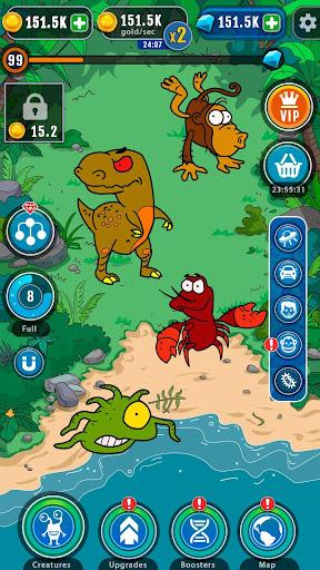 Cartoon Evolution : Merge Them All android2mod screenshots 2