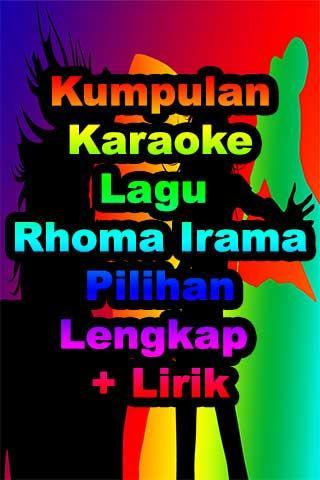 Download Karaoke Dangdut Rhoma Irama Apk For Android Free
