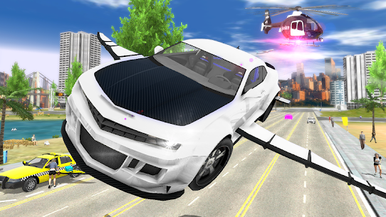 Flying Car Transport Simulator Apk Download For Android and Iphone 3