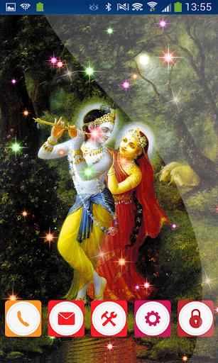 Krishna HD Live Wallpaper