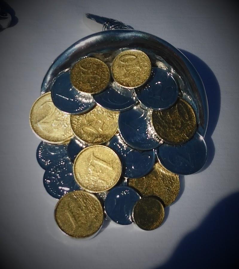 Colata di monete... di Reginato