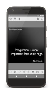 Status Maker - Text on Photos - náhled