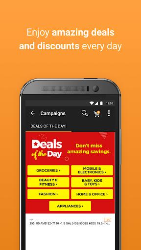 JUMIA Online Shopping 4.9.1 screenshots 4